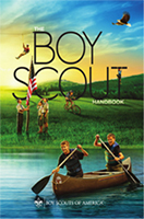 Boy Scout Handbook Cover