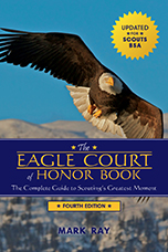 Eagle Court of Honor Book Cover