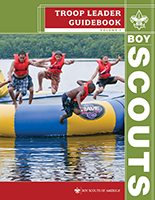 Troop Leader Guidebook Cover
